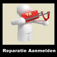 REPARATIE AANMELDENzwart